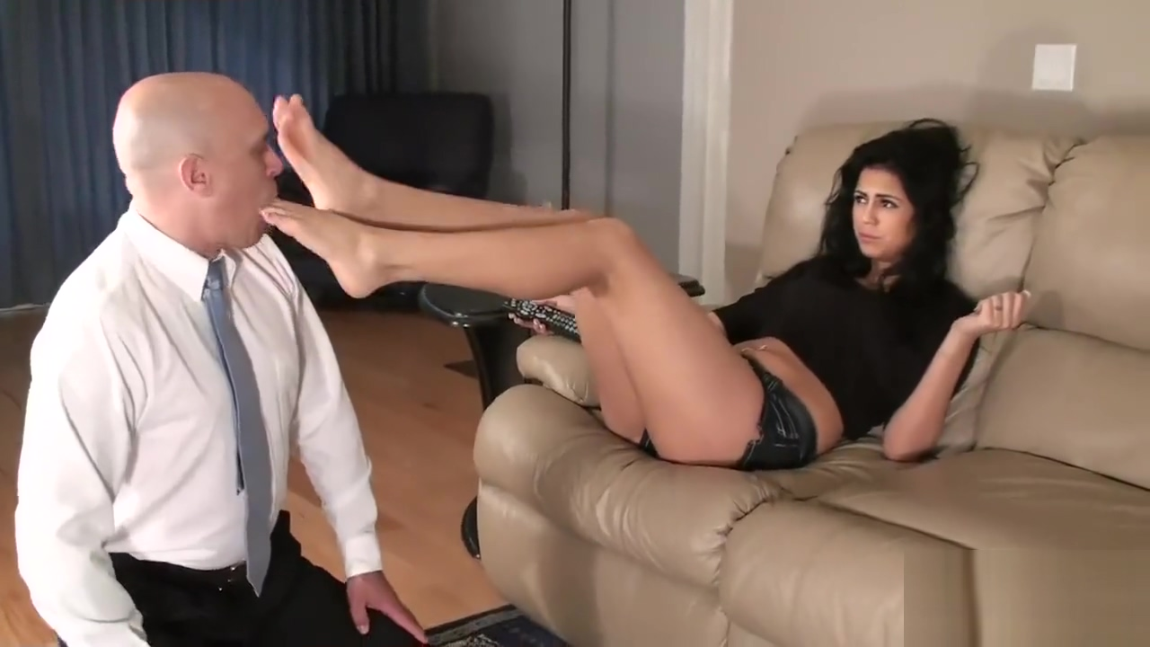 Incredible porn clip Feet craziest , watch it