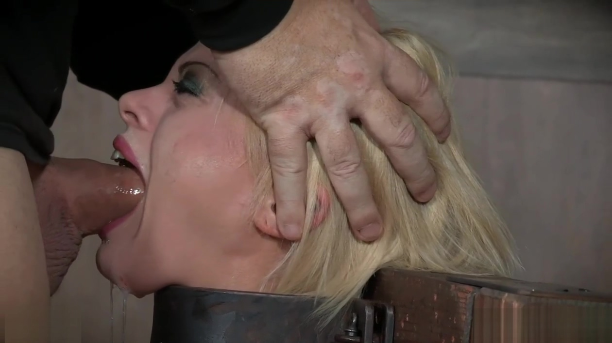 Nadia White - Bondage Blowjob 2 Wild Naked Sluts
