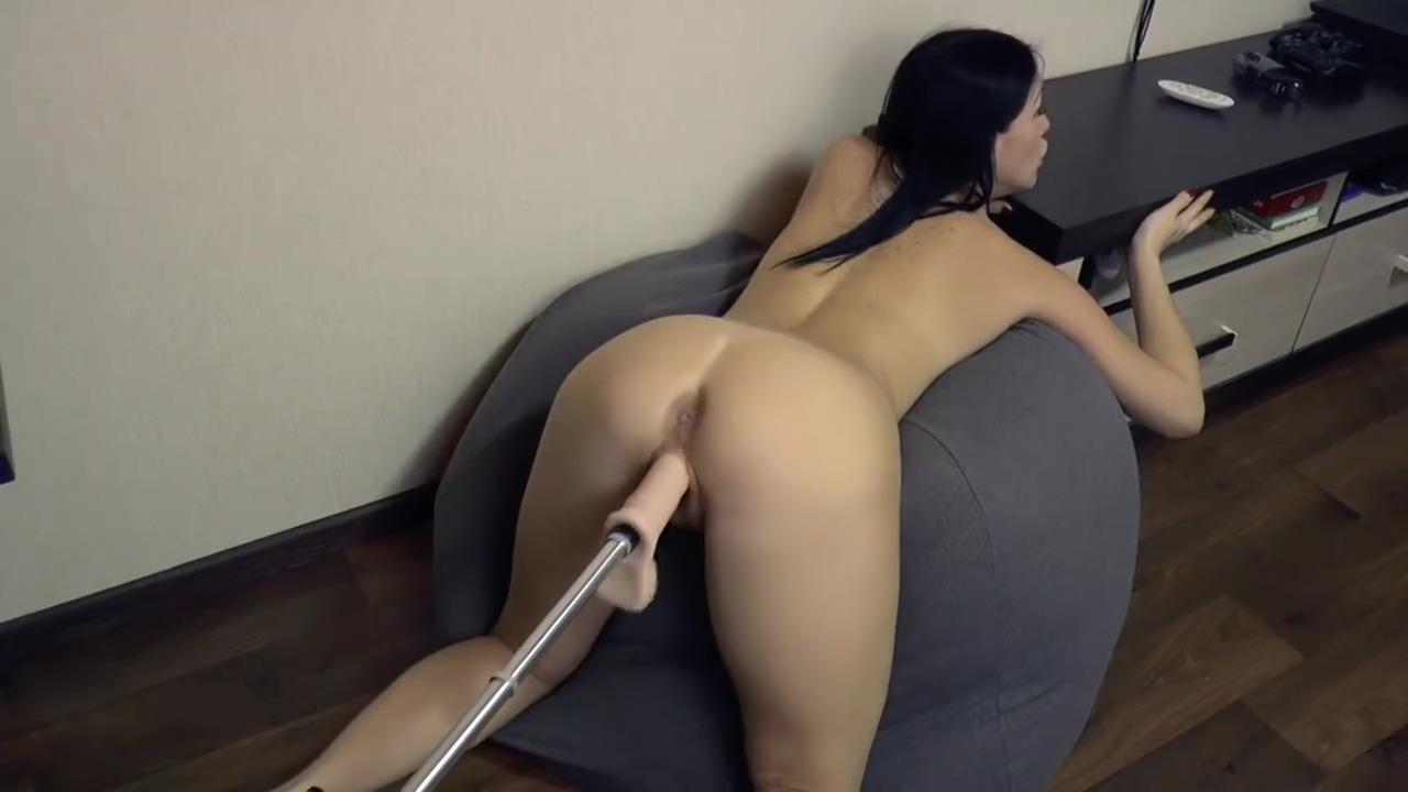 Insatiable milf with sex machine laotian woman fuk tubes