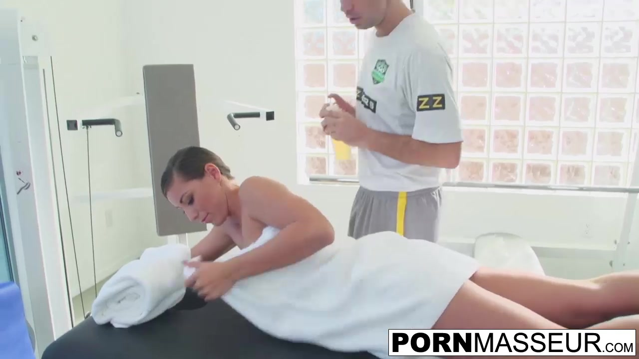 Horny masseur blasts cum on Rilynn beautiful face Random chinese guy