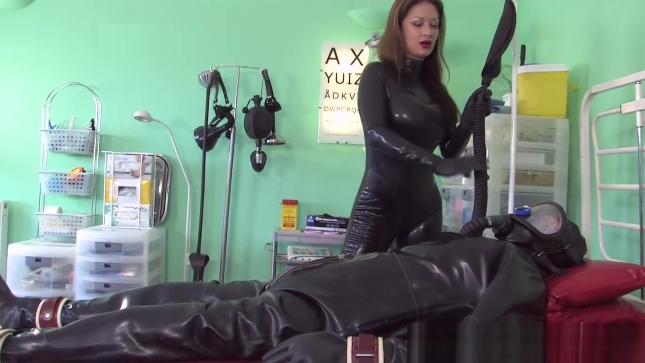 Extreme rubber milking Dick Chaney Daughters