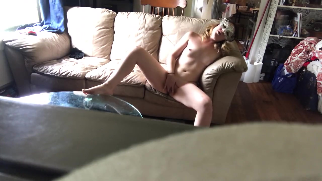 Naughty MILF Gets Distracted While Cleaning