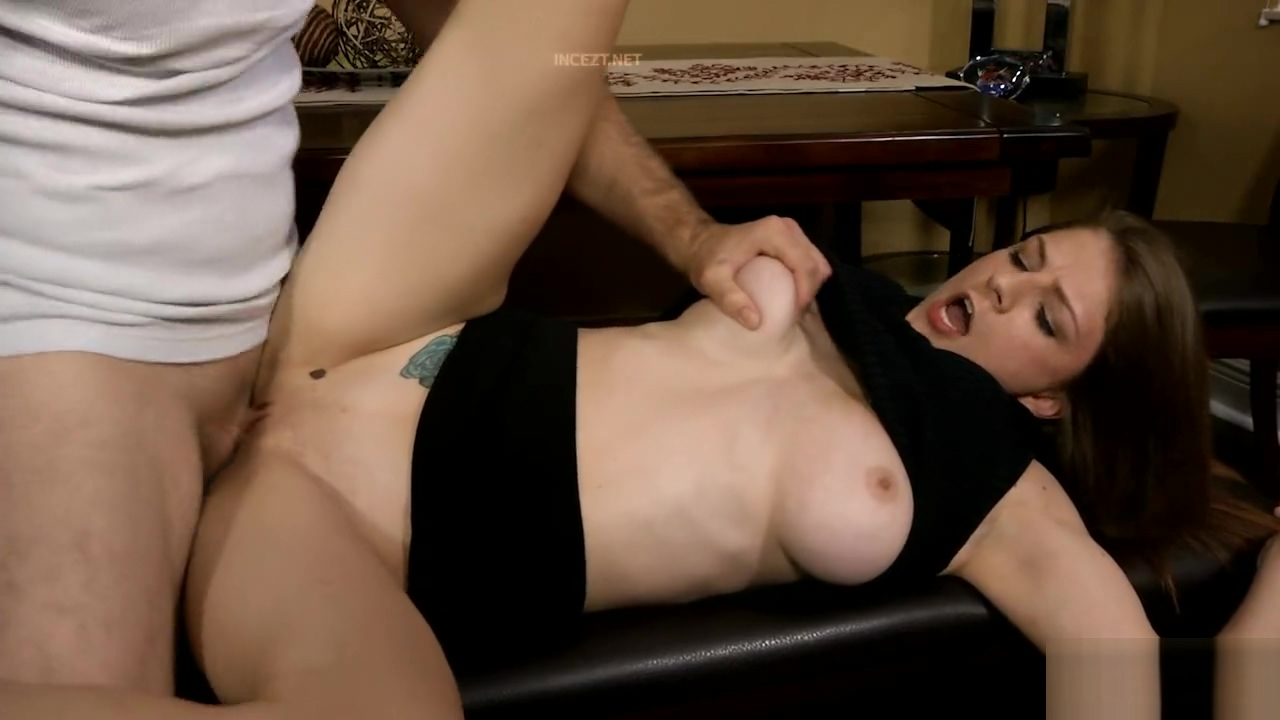 Dillion Carter in I Love my stepdad Big tits and pigtails