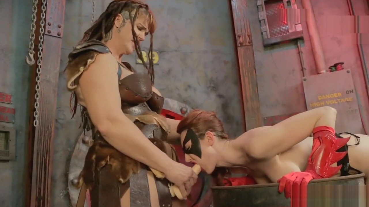 Huxley superheroine beat down Girl is mexican but naked