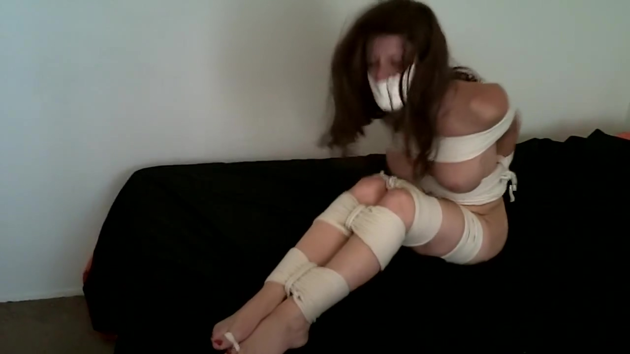 Incredible xxx scene Bondage best will enslaves your mind California cute in riverside slut