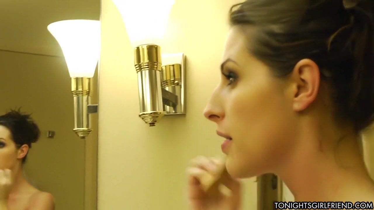 Ebony lingerie pics XXX Video