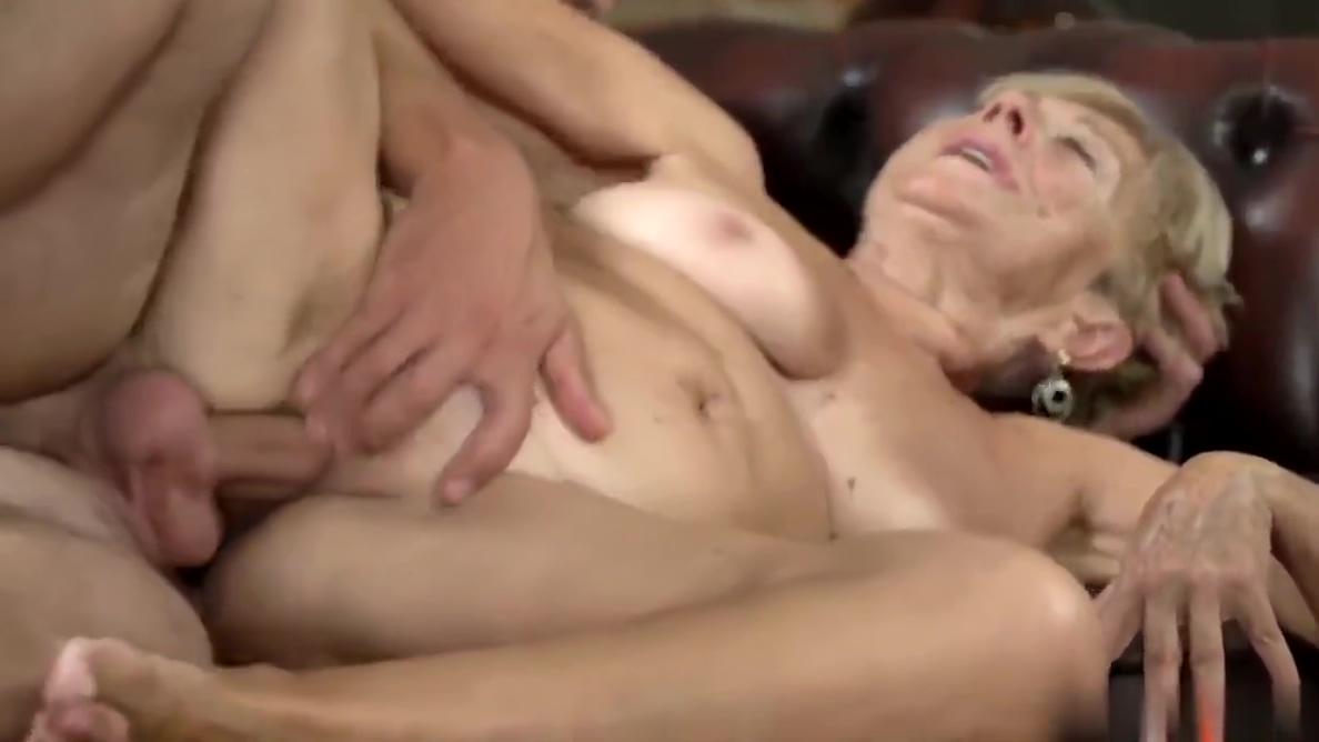 Granny Malya hooks up with Rob Milf cicciona con tanta voglia di cazzo