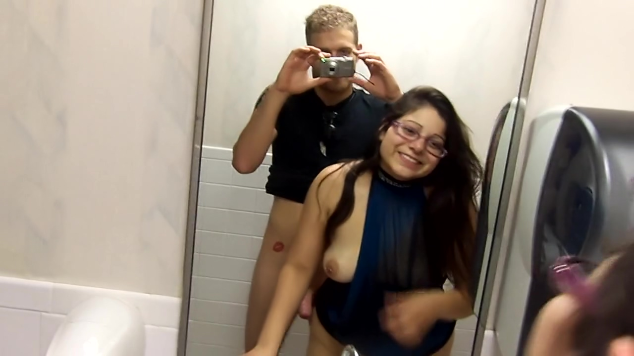 a trip to the hospital restroom ;)
