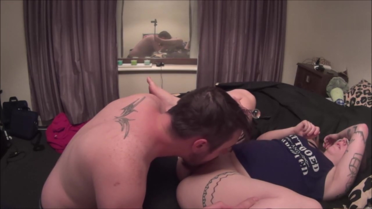 A Bit Of Whipping, Fucking, Ass Plugging And Cumming Two blonde bimbos lick their wet cunts