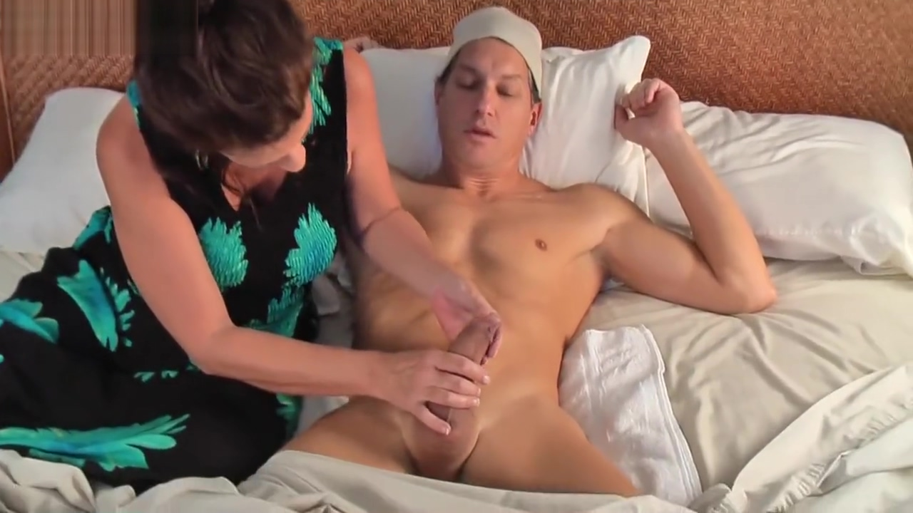 Mom Takes Off Sons Circumcision Bandage - FREE Full Mom Videos at FiLF.BiZ
