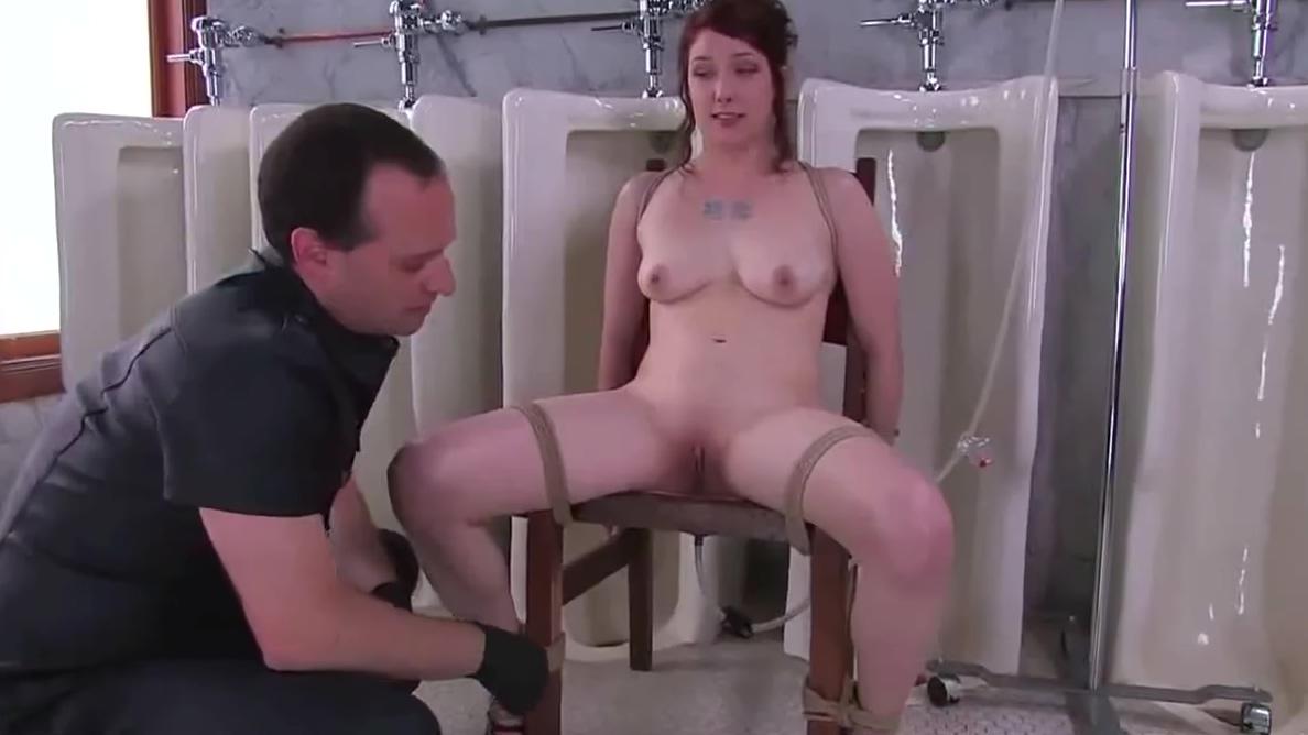 Carmen Stark Real Enema Fun Mature porno olgun