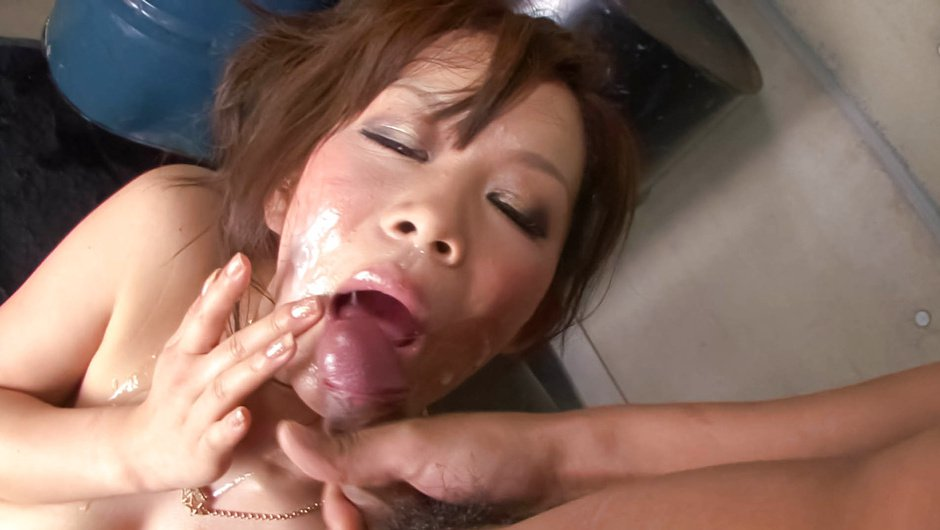 Exotic Japanese girl Ren Mizumori in Horny JAV uncensored Blowjob clip