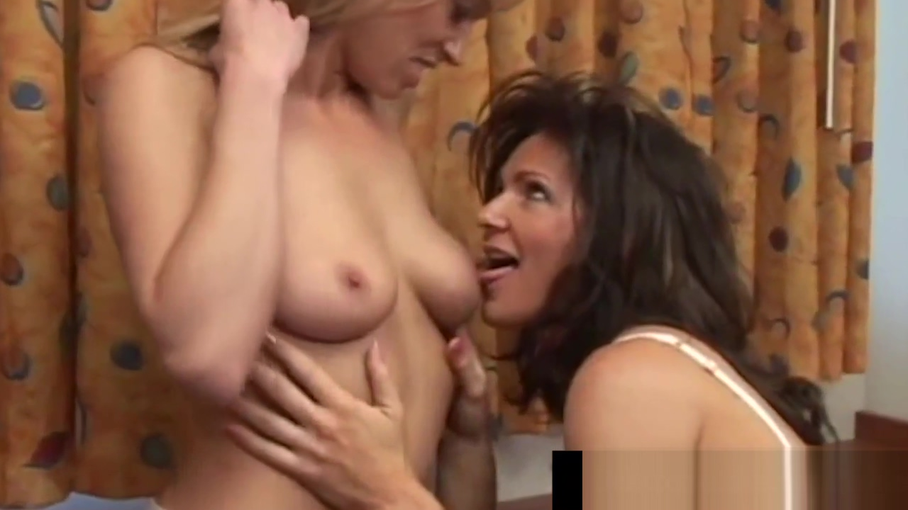Two Finger Fun With Busty Cougar Deauxma &amp_ Danielle! Females wanting dick in Sous-Sainte-Marie