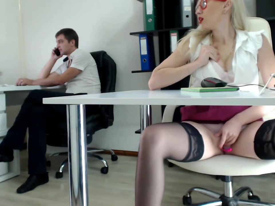 Sexy secretary wants to earn more money - See more on: www.Camturbate.club Crazy wild intercourse