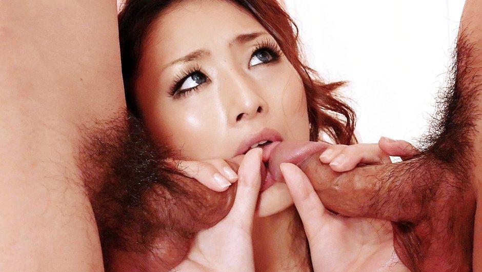 Incredible Japanese model Risa Murakami in Exotic JAV uncensored Dildos/Toys movie