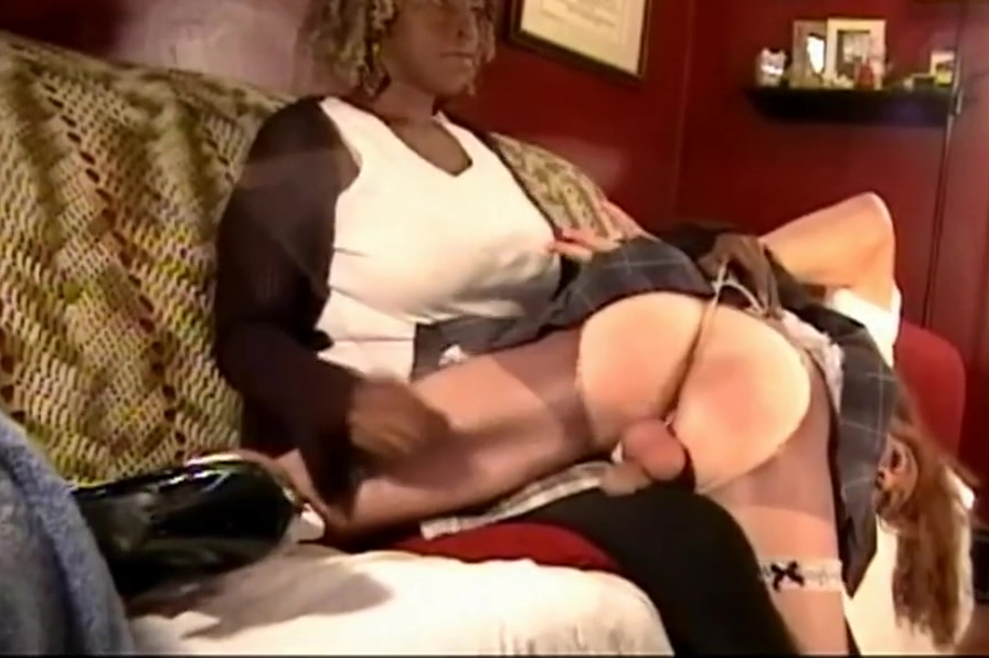 Spanking the sissy Can women orgasm