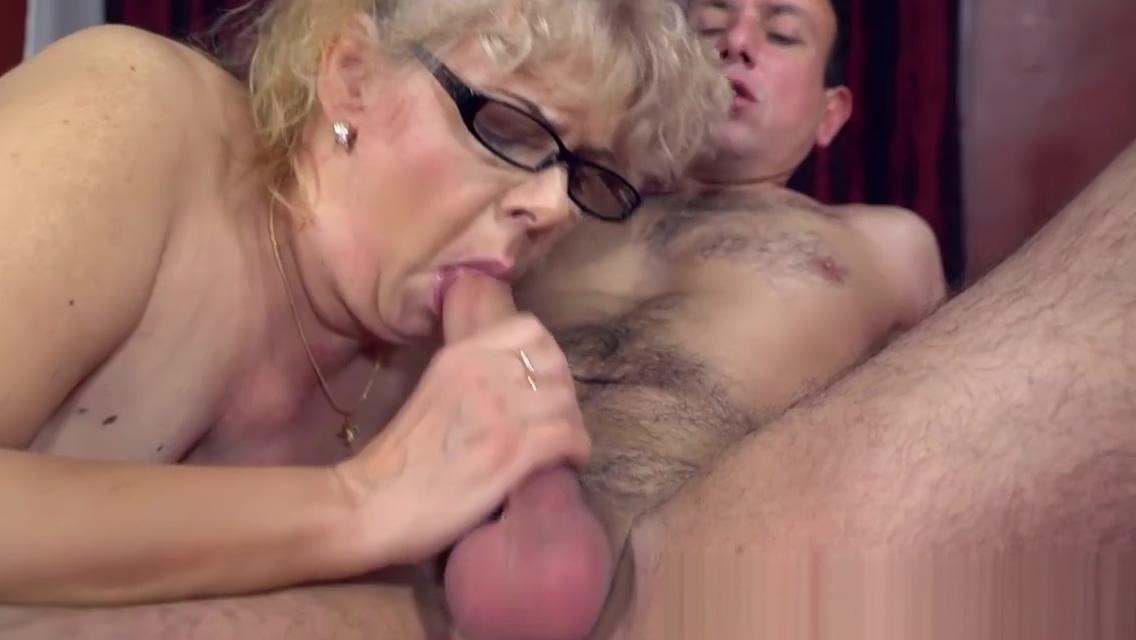 Grannies glasses jizzy