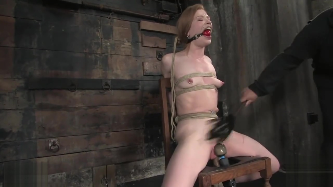 Madison Young, the flexible slut, gagged, whipped n intense orgasms One Free Porn Movies