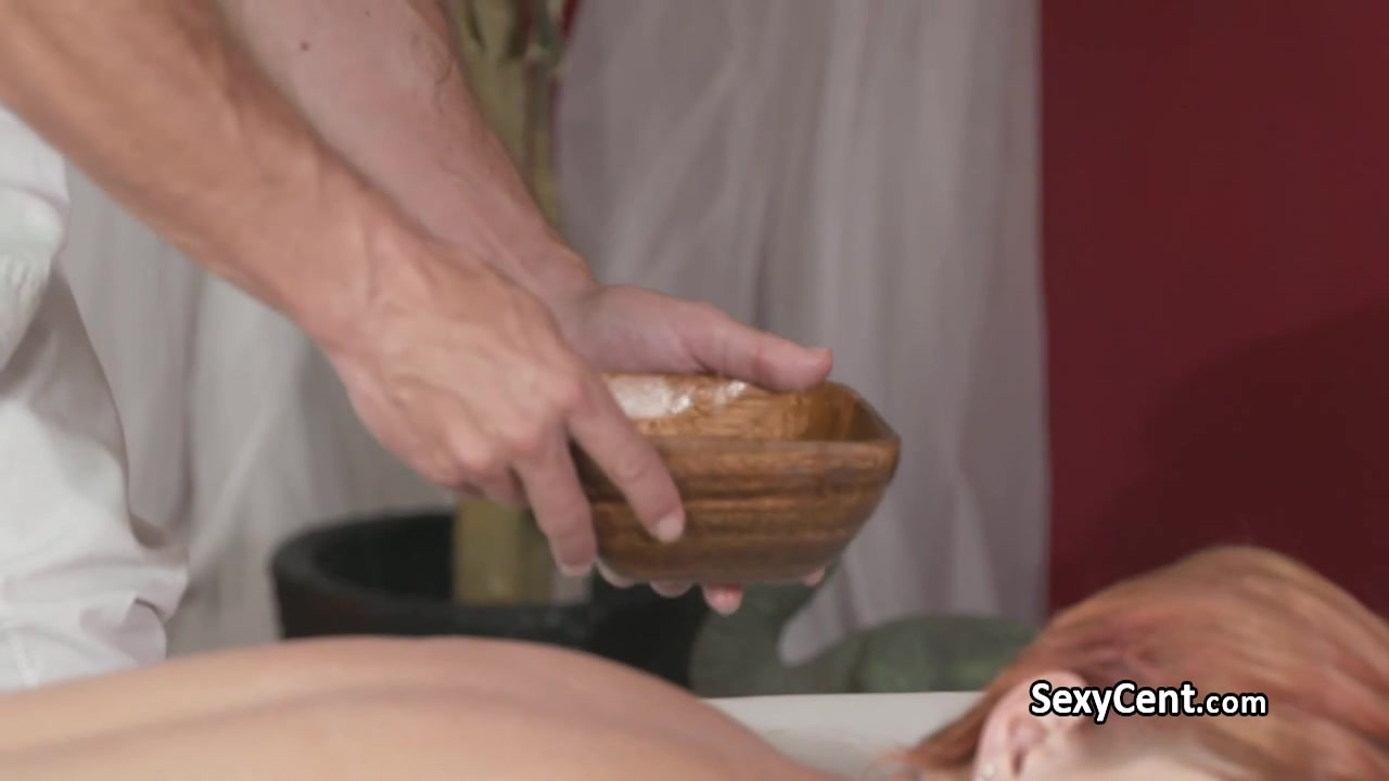 Redhead milf got massage and orgasm amature mature women free videos