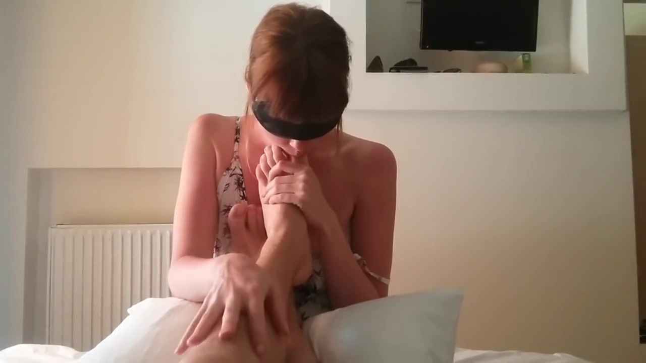 Feet Licking, Rimming and Sucking Dick ? Cute Shy Girl Makes Blowjob porn girls for hire