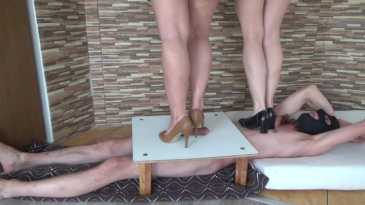 high heels cbt and trampling Novena for discernment