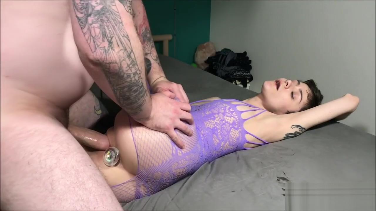 Lingerie Fuck Slut Jasper Blue