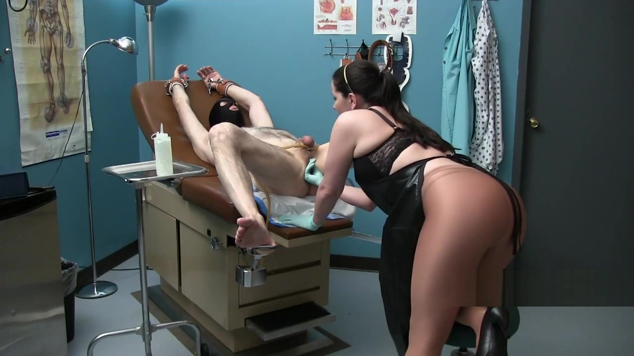 Prostate Exam Indian shemale girl image